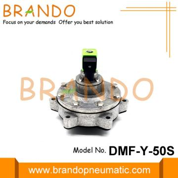 DN50 DMF-Y-50S Submerged Electromagnetic Pulse Valve