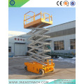 12m Automatic Battery Powered Self Propelled Scissor Lift