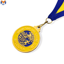 Personalized design round medals for winner