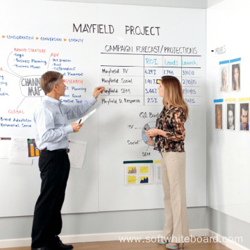 Make Your Own Creative Whiteboard Height On Wall