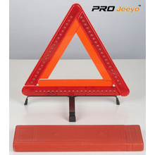 60 LED Flashing Light Warning Triangle With CE
