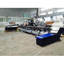 ZXZB25 Automatic Book back wrapping and glue binding machine