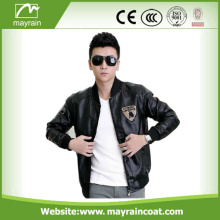 PU Breathable and Eco-Friendly Windproof Outdoor Jackets