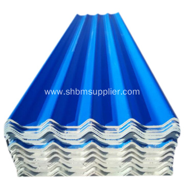 MGO anti-corosion fireproof roofing sheet