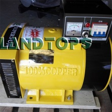 Factory Price for ST Series Single Phase Alternator 3KW ST Single Phase Power Generator Without Engine export to South Korea Factory