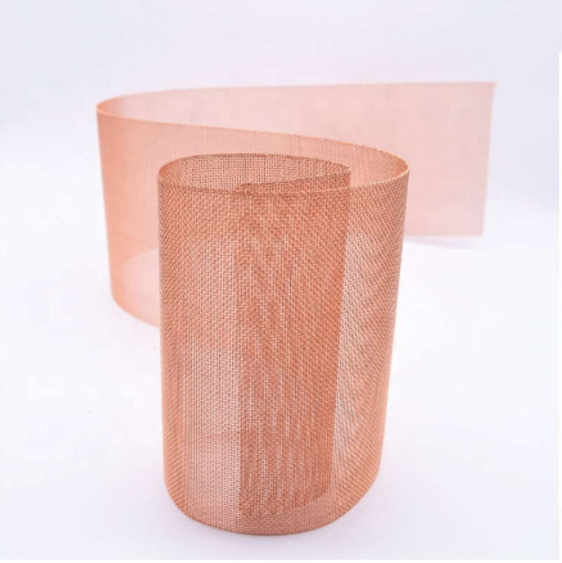 Copper Wire Mesh 1
