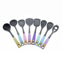 OEM China for Nylon Kitchen Tools Set New Arrival 8pcs nylon kitchen tools set supply to Indonesia Wholesale