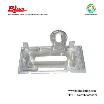 Customized Base Machined Parts CNC Machining