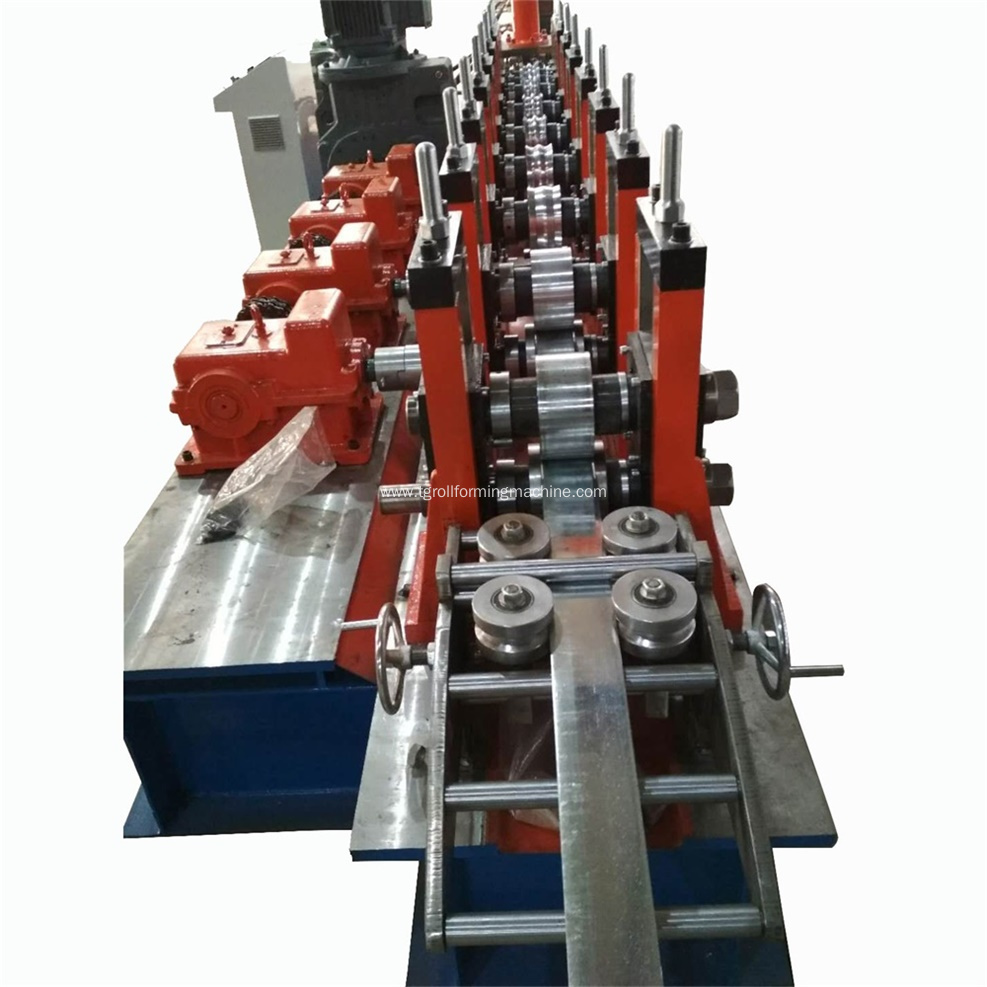 Closed Machined T Shape Hollow Elevator Guide Rail