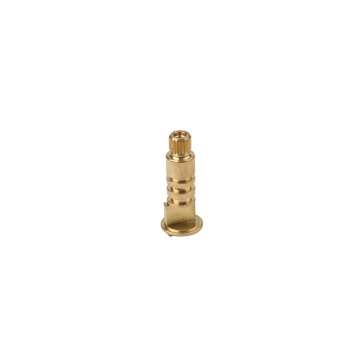 Machining Brass Faucet Valve Rod
