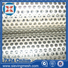 Stainless Steel Perforated Mesh Sheet
