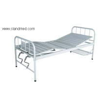 Spray Triple-folding bed with round tube foot