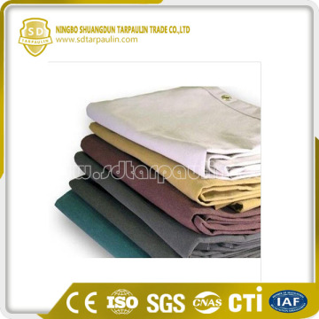 High Strength Twill Woven Canvas Tarp