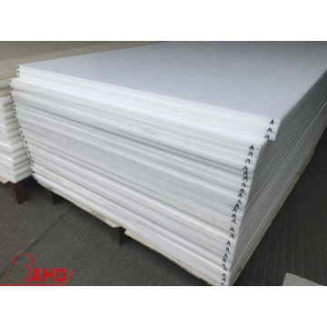 10 Years manufacturer for Conductive Pom Sheet Extruded White Delrin POM Copolymer Sheet export to Pitcairn Exporter