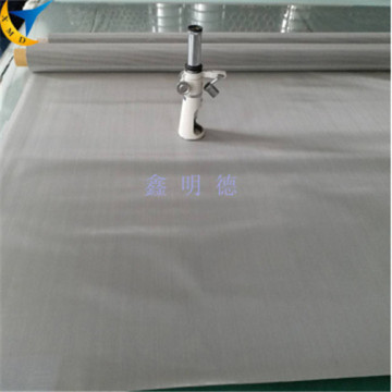 Plain weave wire screen mesh