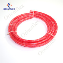 4 inch flexible pvc braided hose