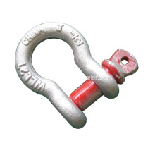 Forged D Shackle Galvanised