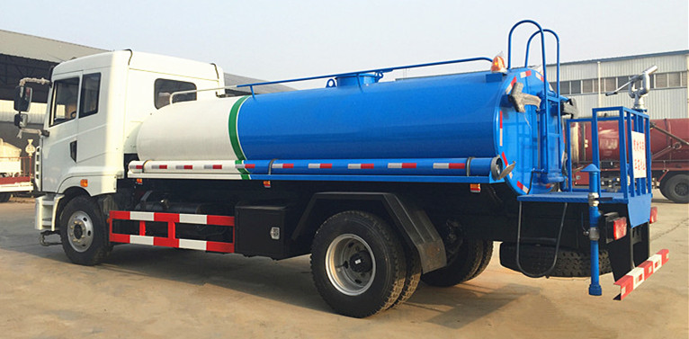 CAMC Stainless Steel Water Truck