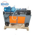 steel bar splicing rib stripping threading machine