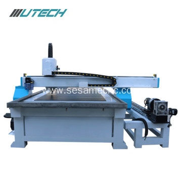 automatic 3d wood carving cnc router machine