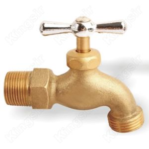 Hot Sale for Bibcock Valve silver handle Brass Bibcocks supply to Latvia Exporter