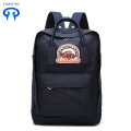 College style nylon backpack middle school girl