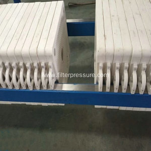 Chemical Industry Wastewater Plate Filter Press