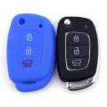 Silicon Car Key Cover for Hyundai I20