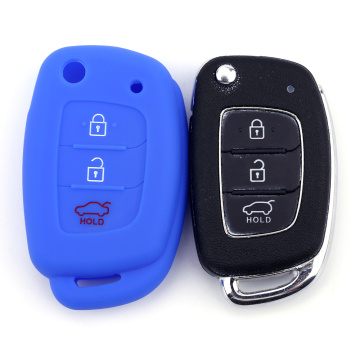 Silicon Car Key Cover pre Hyundai I20