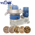 YULONG XGJ560 Pellet press machine for straw hay
