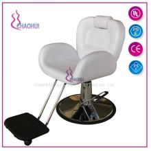 Adjustable hydraulic styling chair