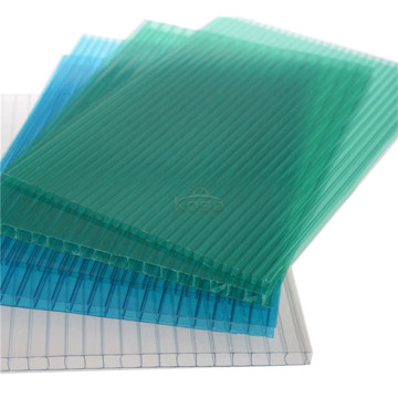 Colored Fiberglass Panel Polycarbonate Sheet For Greenhouse