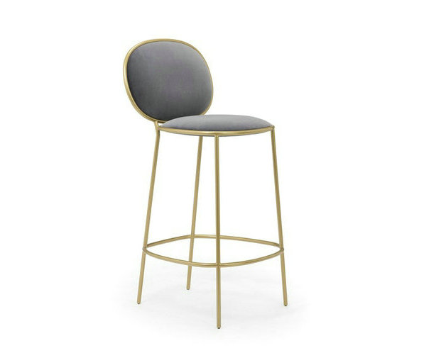 Stay bar stool by Nika Zupanc