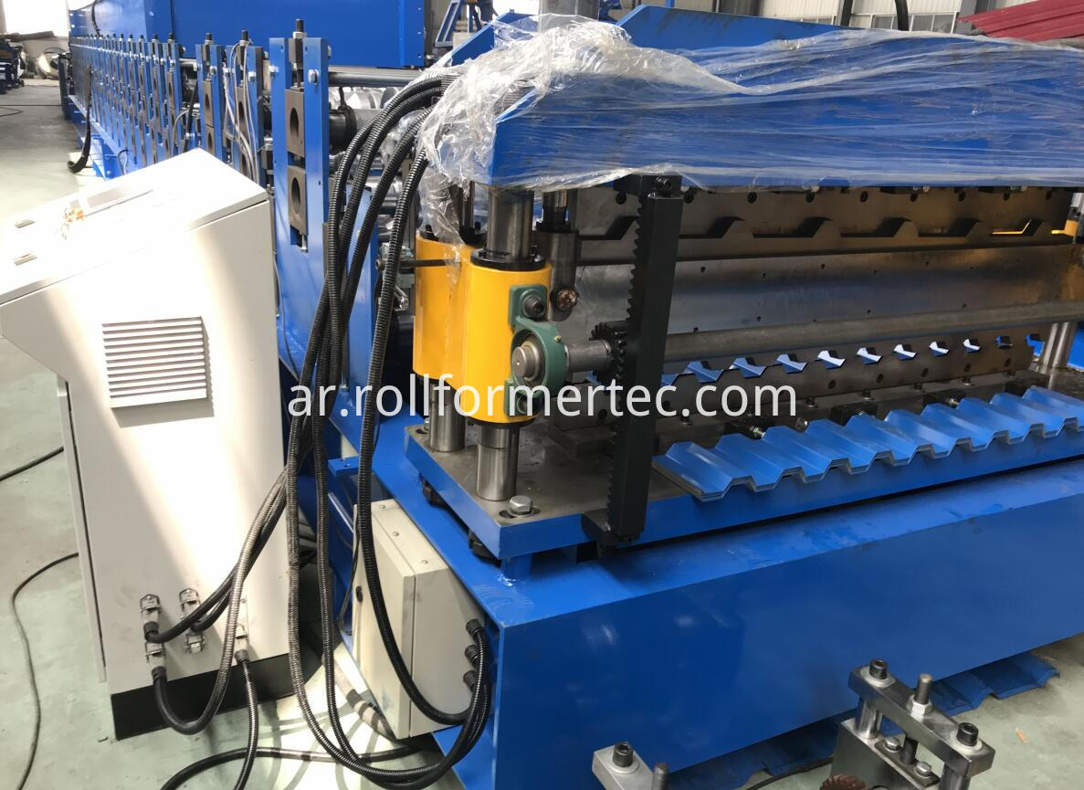 roofing panel roll forming machine 7 11 13