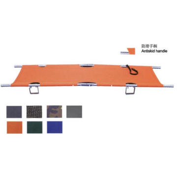Double Folding Stretcher Ambulance Stretcher Dimensions
