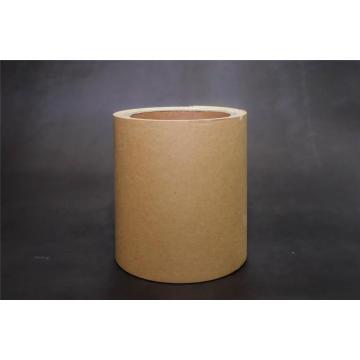 Self Adhesive Kraft Paper with Yellow Release Paper