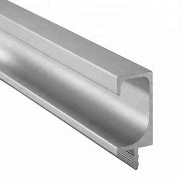 6063 Extruded Aluminum Profile For Sliding Glass Doors