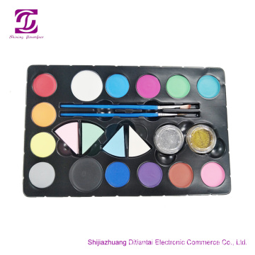 Professional Paint Palette Face Paint Set for Kids