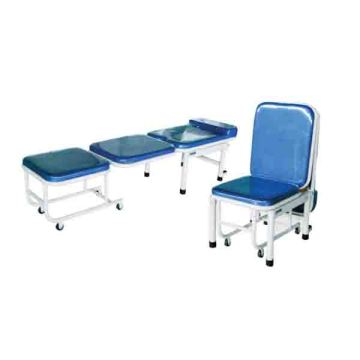 Steel spray escort chair (without handrails)