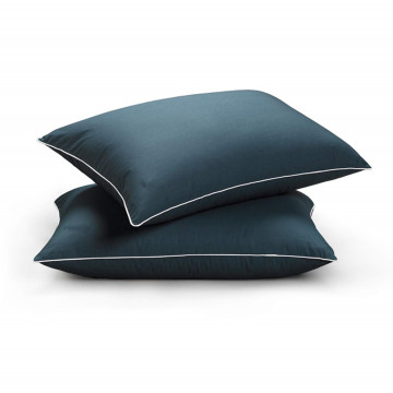 Hotel Collection Natural Down Soft Breathable Pillow