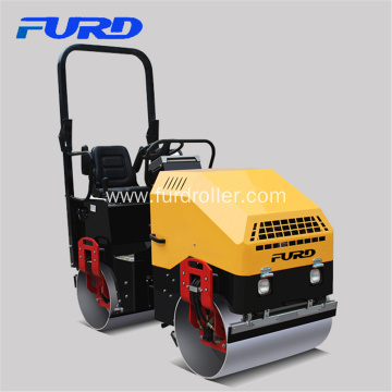 2 Ton Road Roller For Asphalt Paving