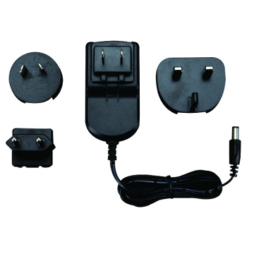 Adattatore intercambiabile per spina 12W AC / DC US / UK / EU / AU