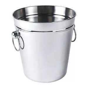 factory Outlets for for Household Portable Stainless Steel Bucket New Stainless steel beer ice bucket container export to Iceland Factory