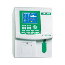 Medical 3 Part Hematology Analyzer Blood Cell Counter