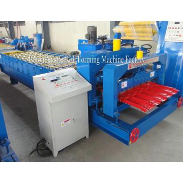 Glazed Tile Roll Forming Machine For Africa