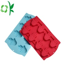 Novelty Silicone shaped molds for oven