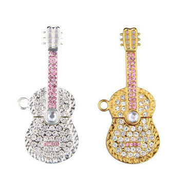 OEM Violin Jewelry USB Flash Drive