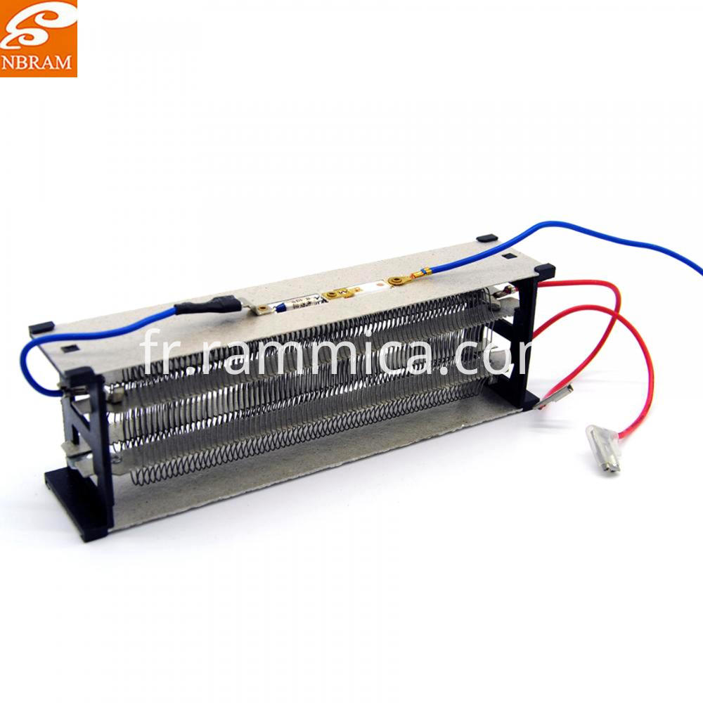 Mica Wire Heating Element For Home Heater