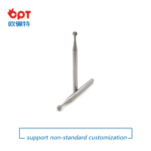 Carbide ball nose end mills
