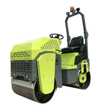 New design Honda engine ride-on road compactor